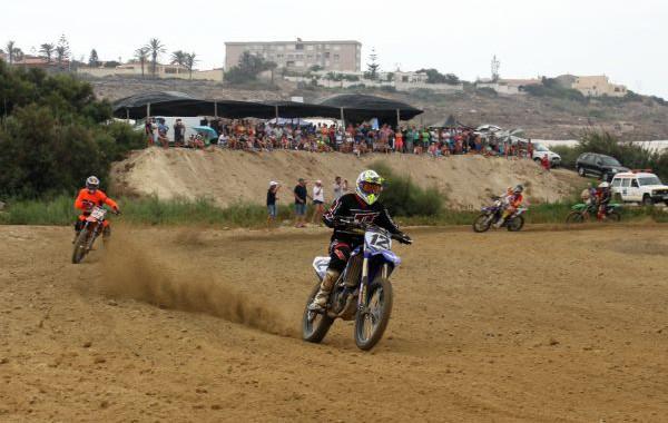 Sergio Valverde, campeón provincial y andaluz de motocross