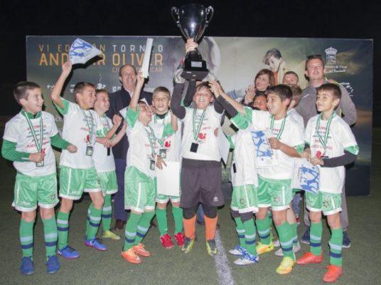 CD Oriente, Torneo Andújar Oliver