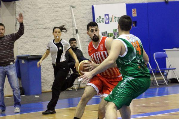 Cristian Ramón, CB Almería
