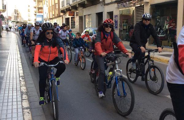 Día de la bicicleta Adra