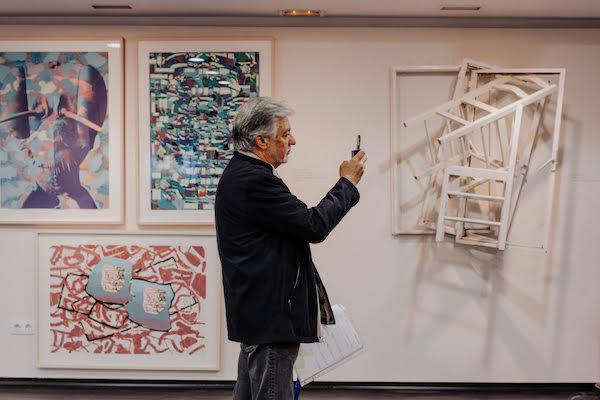 Exposición arte contemporáneo