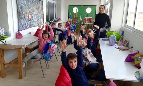 escolares Huércal-Overa