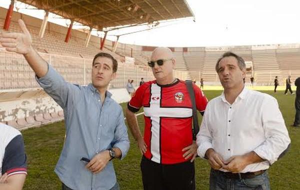 La adaptación del Estadio Juan Rojas a campo de rugby arrancará en marzo