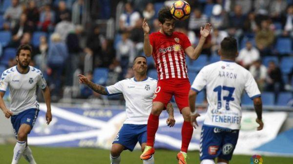 El Almería sigue sin funcionar lejos de casa