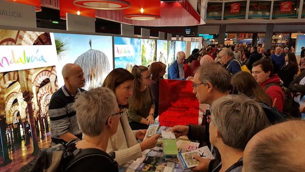 Salon des Vacances Bruselas