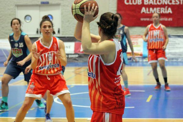 Sara González, Bea Fernández, CB Almería