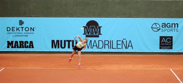 Silvia Vargas gana el Mutua Madrid Open Sub'16