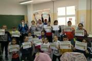 El 28-F en la escuela de Pescadería y El Zapillo: Venga de donde venga… hoy soy andaluz