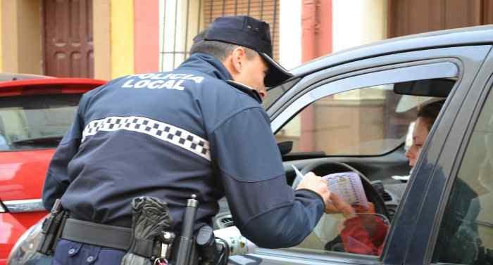 policia Viator