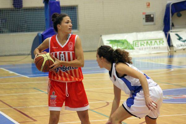 Bea Fernández, CB Almería