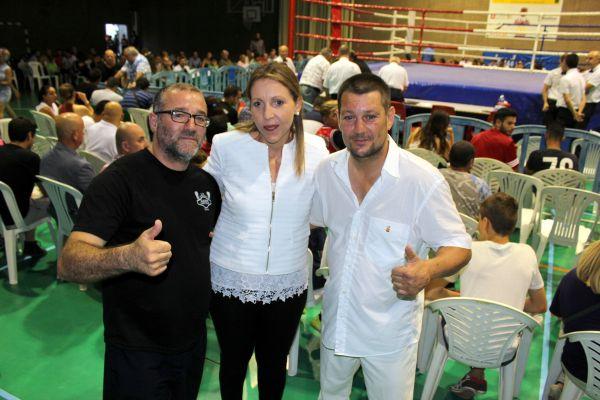 Boxeo, CD Alemán Castillo