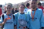 Carmen García Godino, campeona de Andalucía de los 5.000 metros lisos