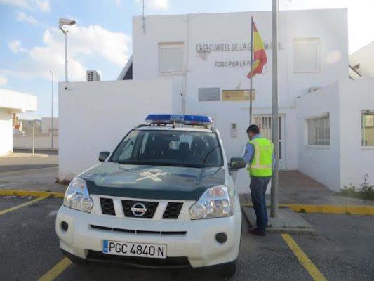 Cuartel Guardia Civil Nïjar