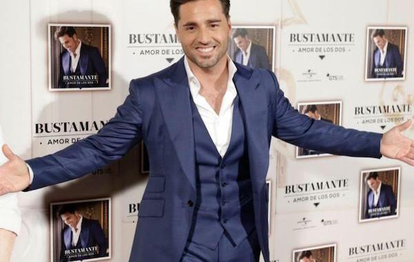 David Bustamante llega este sábado a Roquetas con su nuevo tour 'Amor de los dos'
