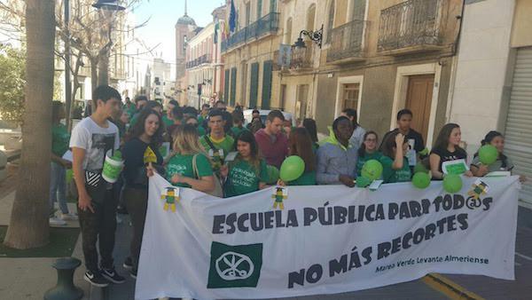 Escuela Pública Marea Verde