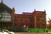 Adif invertirá más de dos millones de euros en la rehabilitación de la estación de tren de Almería