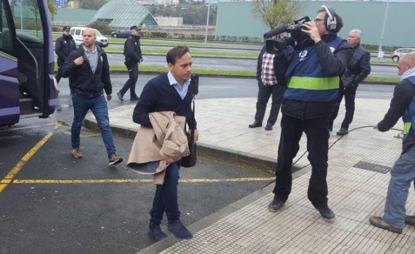 Fran Fernández, UD Almería
