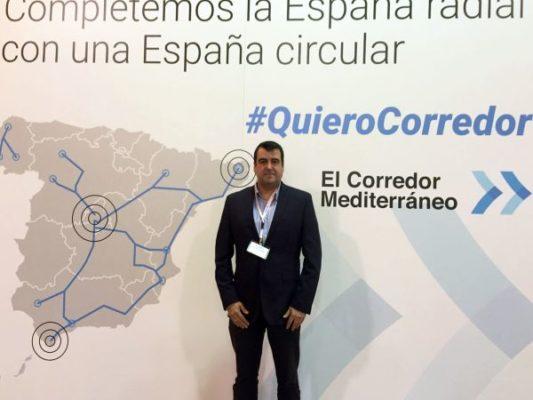 Andrés Góngora, Coag Almeria