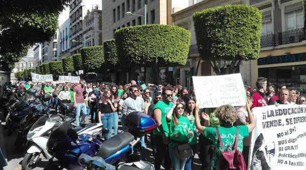 Manifestación 9M