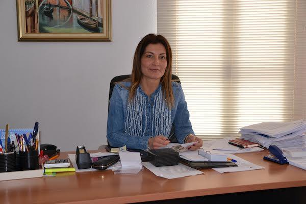 Concejal de Contratación de Roquetas de Mar, Mayte Fernández