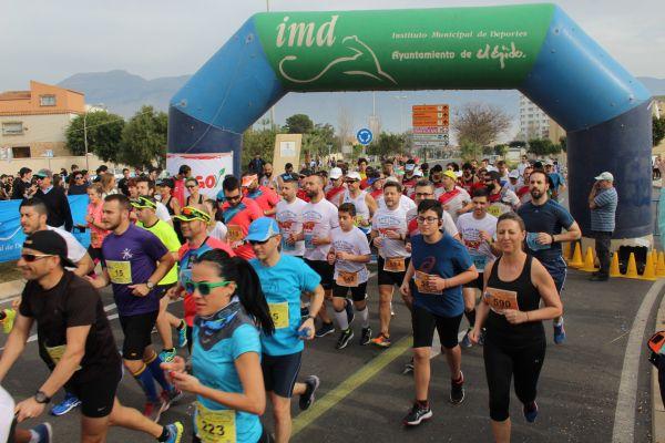 Medio Maratón Ciiudad de las Hortlizas