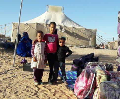 Menores Saharauis