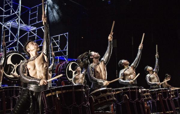 El Ejido, escenario internacional este domingo de Tao y 'Samurai of the Drums'