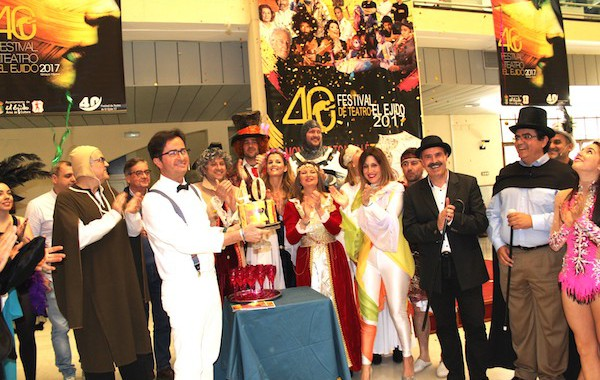 El Ejido anuncia 84 espectáculos y 5 estrenos nacionales en el 40 Festival de Teatro