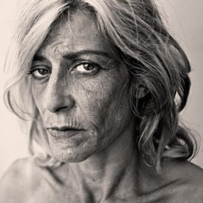 Retrato una prostituta, de Rubén García