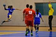 Sara Hernández, convocada por la Selección Española de balonmano palya