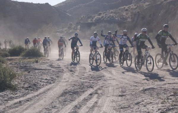 La IV Trail & BTT Tabernas Desert reunirá a más de 900 corredores