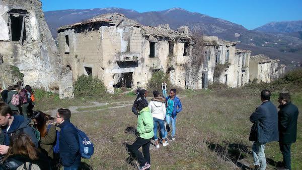 Tras el terremoto