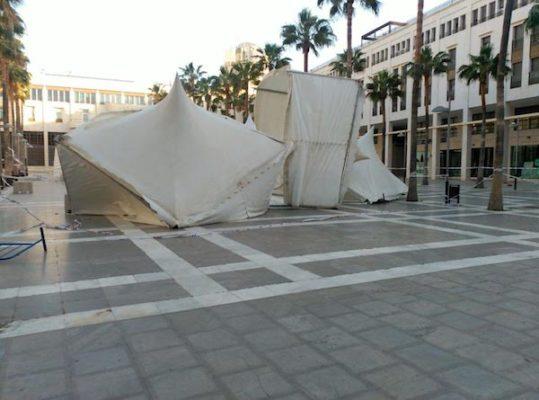 Plaza Mayor de El Ejido