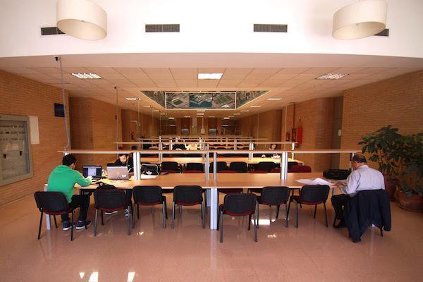 sala Biblioteca UAL