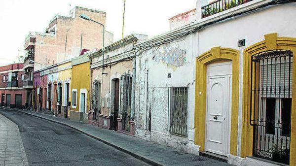 Barrio Alto, Almería