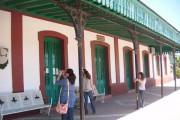 Zurgena recupera la antigua estación de tren para el I Mercado de Primavera