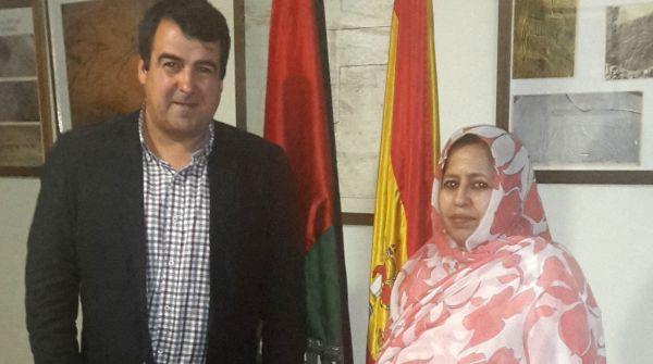 Góngora con Jira Bulahi