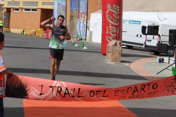 Juan Chacón Resina, I Trail Esparto, Gádor