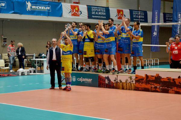 Mintonette, voleibol