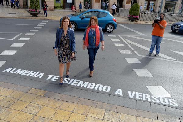 Paso de cebra Almería