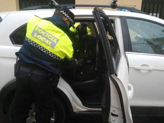 Policia Local Adra