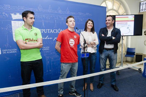 Campeonato de España de bádminton