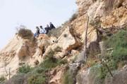 La zona de desprendimientos del cerro de La Chanca, pendiente de un estudio geotécnico