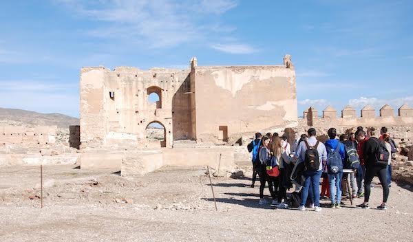 Torre de la Odalisca Alcazaba