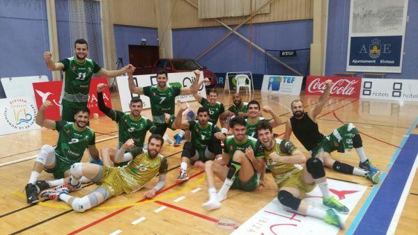 Unicaja, semifinal