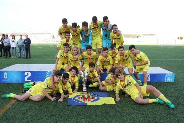 Villarreal, torneo de Roquetas