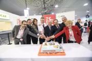 Almería recibe a los pasajeros del primer vuelo de Edimburgo operado por Jet2