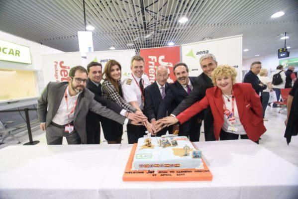 Vuelo Almería, Jet2