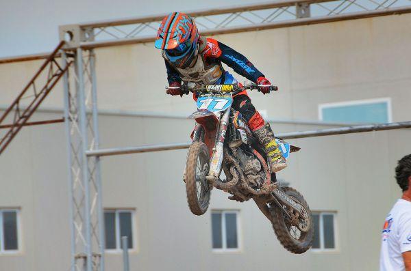 Zambón, Motocross, Ruescas
