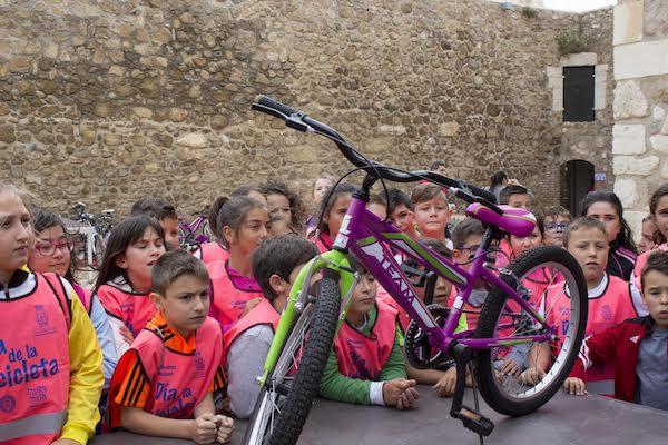 bicicleta Carboneras